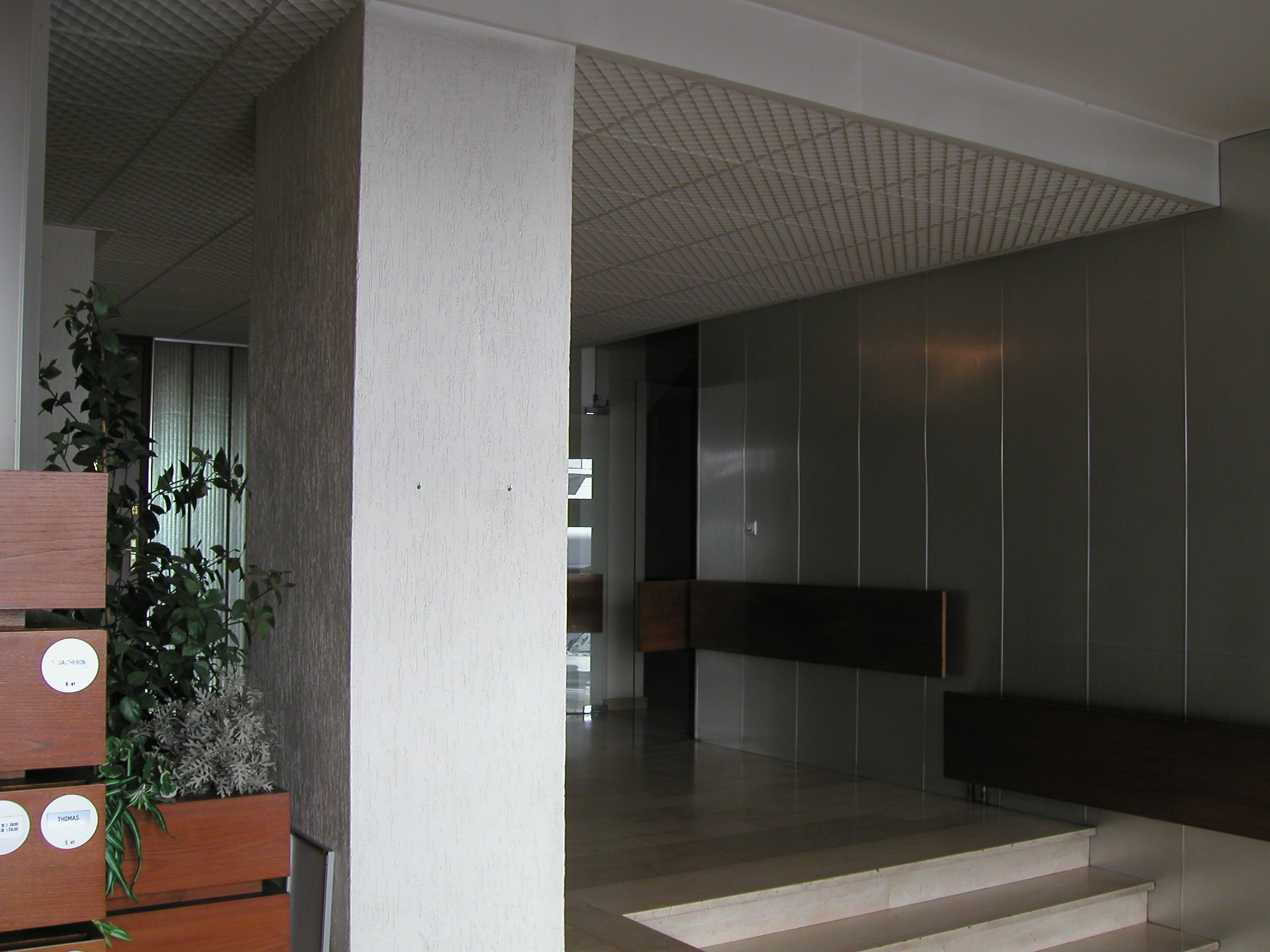 Le Hall D Immeuble